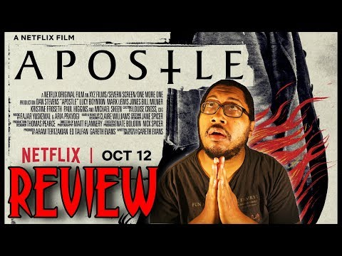 Apostle (2018) Review | Netflix Horror Movie Review