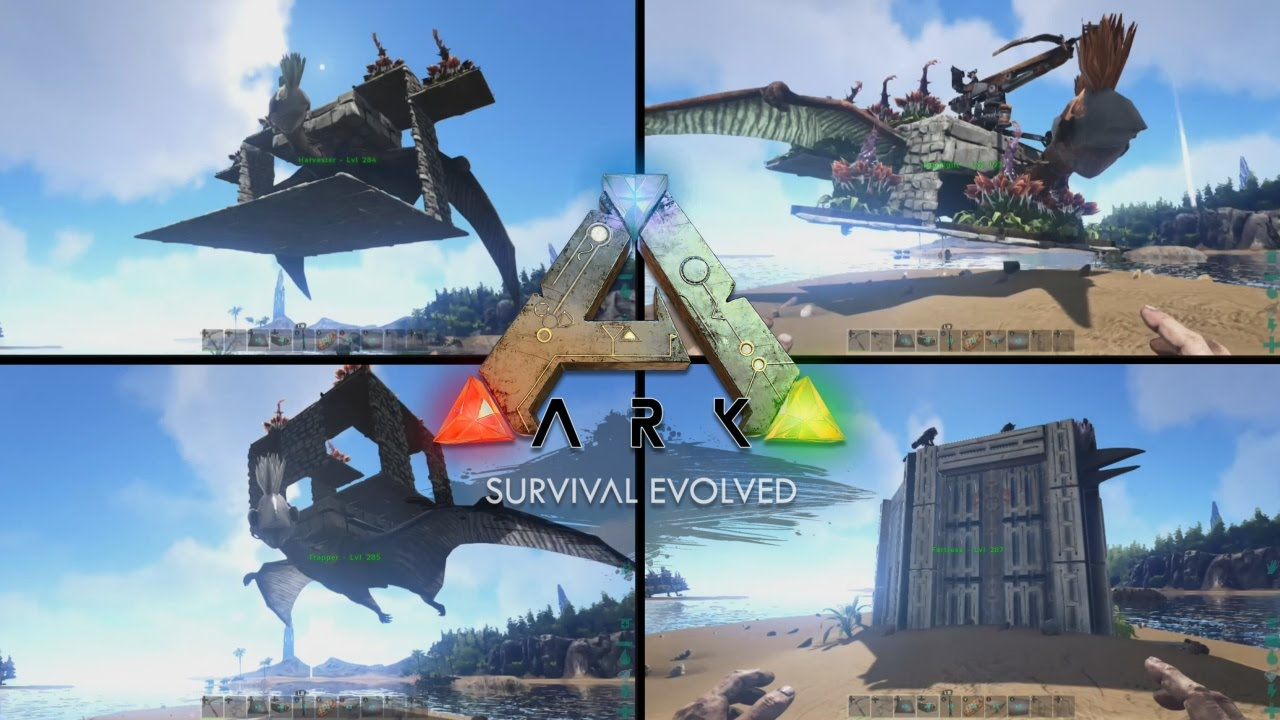Top 4 quetzal platforms ark survival evolved youtube malvernweather Gallery