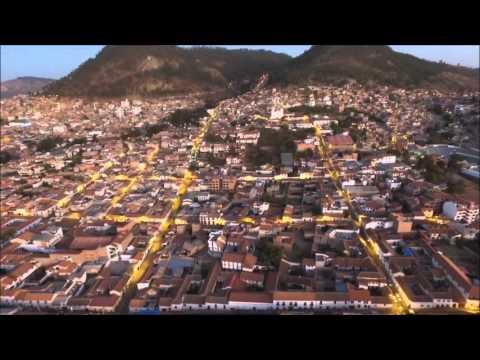 Volando Sucre-Bolivia (Capital Drone) #phantom 3
