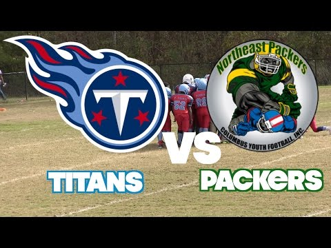 PC Titans VS NE Packers CYF Playoff 9-10