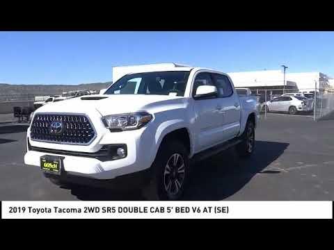2019 Toyota Tacoma 2WD HEMET BEAUMONT MENIFEE PERRIS LAKE ELSINORE MURRIETA T191104