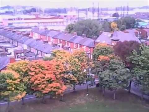 Earle Road, Wavertree Liverpool MicroDrone 2.0 Ariel video flight