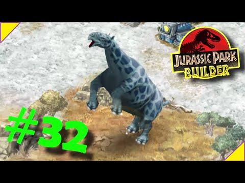Paraceratherium, LA BESTIA MÁXIMA!!-Jurassic Park Builder #32