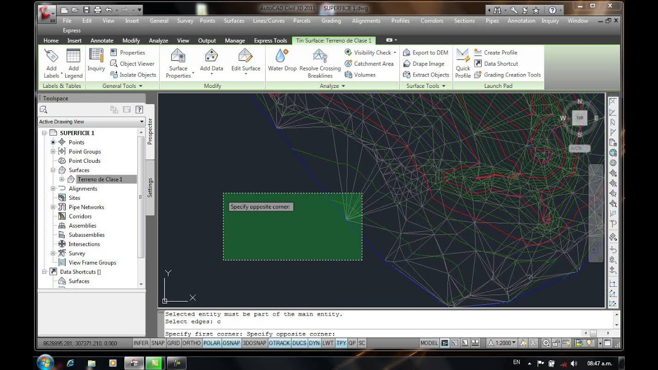 20+ Civil 3d Tutorials Manual Pictures and Ideas on Meta Networks