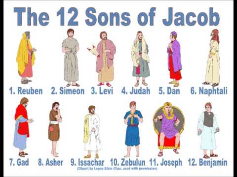 Jacob12Sons