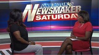 Newsmaker Saturday: Elizabeth Singleton