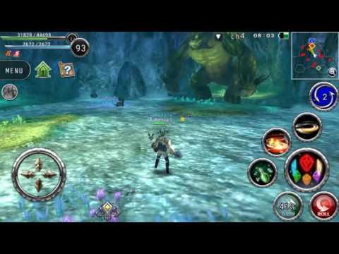 Enchanter Ex Skill : Elemental Barrier