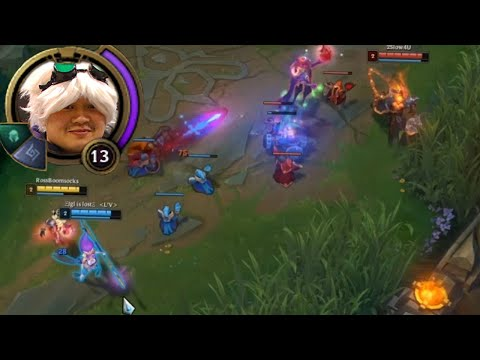 Ezreal But If I Miss A Q The Video Ends