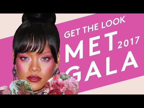 Get the Look: Rihanna Met Gala '17 | FENTY BEAUTY