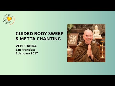 Guided Body Sweep & Metta Chanting