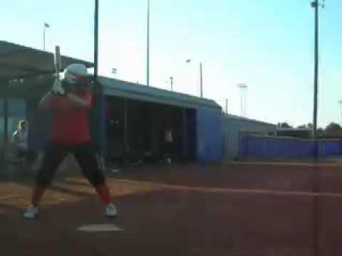 Brooke Stokes 2012 Softball Recruit