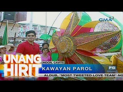 Unang Hirit: 13th Kawayan Festival sa Maragondon, Cavite
