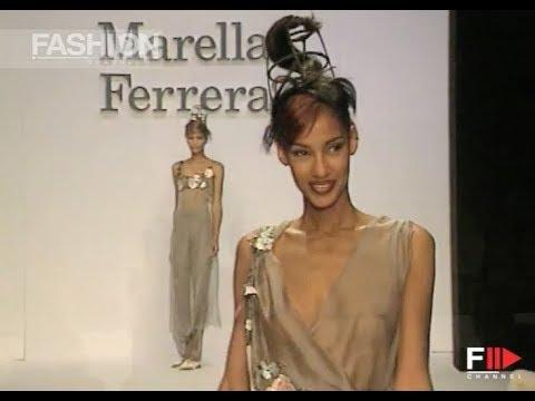 MARELLA FERRERA Fall Winter 1997 1998 Haute Couture Rome - Fashion Channel