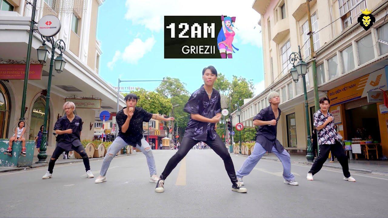 GRIEZII  - 12AM | KION X DANCE TEAM | SPX ENTERTAINMENT