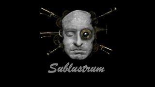 sublustrum gameplay part 1 - Mieszkanie Naukowca