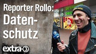Reporter Rollo: Datenschutz im Netz