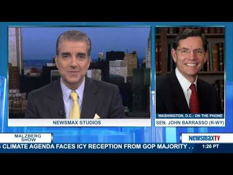 Malzberg | Sen. John Barrasso to weigh in on Jonathan Gruber
