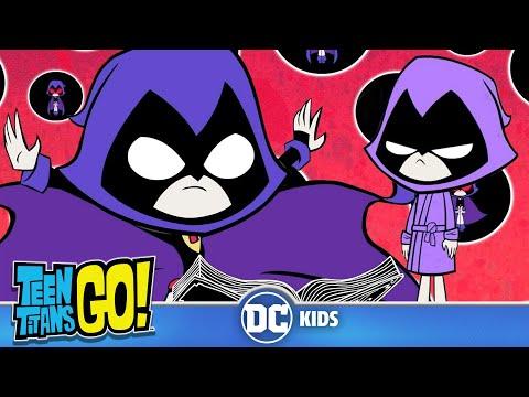 Teen Titans Go! en Français | Azarath... | DC Kids
