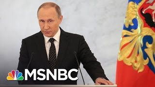 What Was Missing From Russian Hacking Intel Report | Morning Joe | MSNBC
