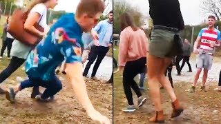 Ozzy Man Reviews: Slipping on Mud
