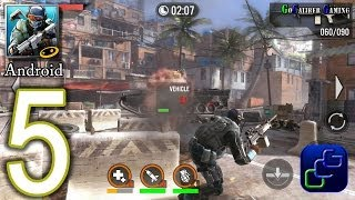Frontline Commando 2 Android Walkthrough - Part 5 - Chapter 3 Boss