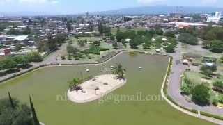 Filmación Aérea: Parque Xochipilli Celaya