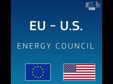 Large-scale U.S. LNG exports to Europe