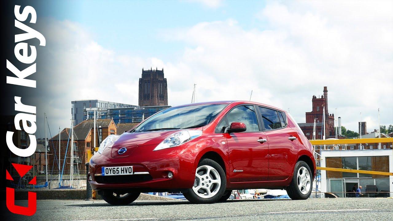 Nissan Leaf 30kwh 4k 2016 Review Car Keys