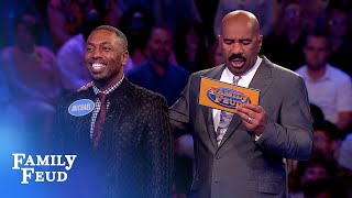 VERY FUNNY Fast Money! | Family Feud