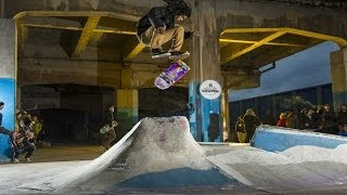 Midwest Skateboarding Road Trip - Red Bull Interskate