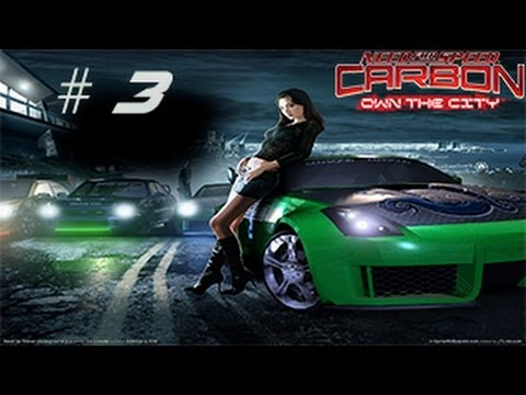 Need For Speed Carbon Own The City Psp Gameplay Carrera
