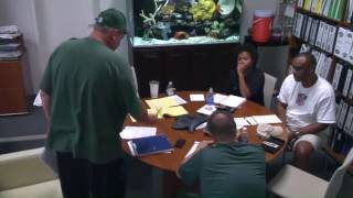 Darrelle Revis Contract Meeting | 2010 Hard Knocks | NFL Films