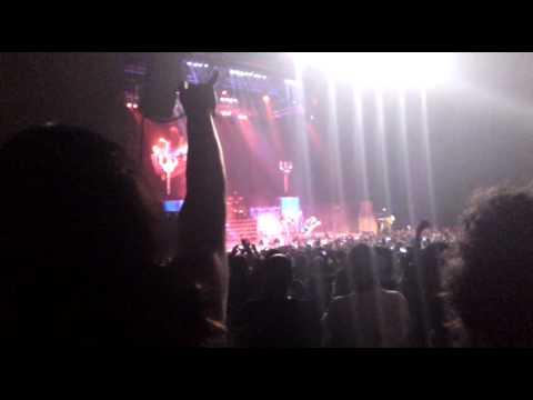 Breaking the Law- EN VIVO- Guadalajara 2011