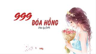 「Lyrics Video」| 999 ĐOÁ HỒNG (ACOUSTIC COVER) | Dương Edward x Tùng Acoustic | GioHa