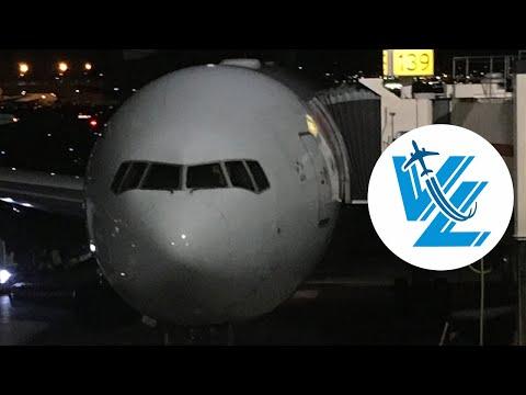 Air Canada Boeing 777-200LR Domestic Premium Economy Review