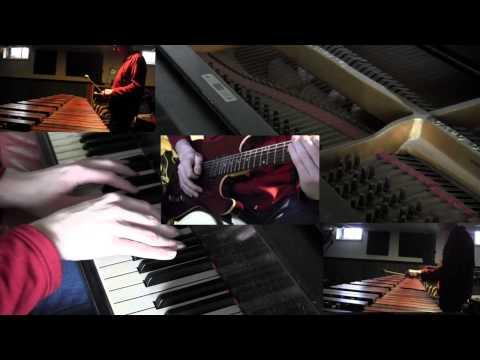 Skyward Sword- Crimson Loftwing (Piano/Marimba/Guitar Cover)