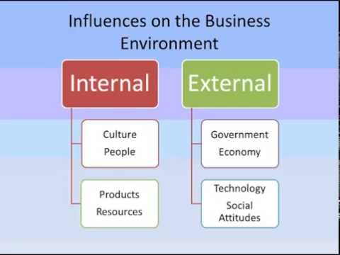 influences of business environment essay How does information technology impact on business relationships the need for personal meetings cecilia lindh, ph d, m lardalen university the aim is to analyze to what extent the use of information technology in business relationships influences on.