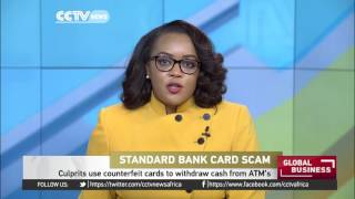 S. Africa's Standard bank loses $19 mln to fraudsters in Japan