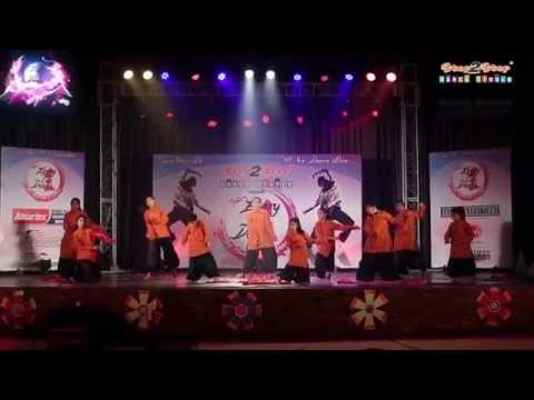 Maston Ka Jhund   Punjabi Mast   Twist Dance Performance By Step2Step Dance Studio