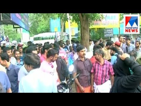 Health club instructor attacked in Thrissur | Manorama News