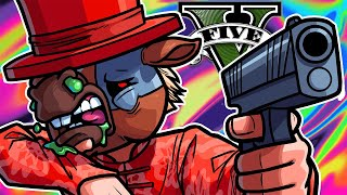 GTA5 Online Funny Moments - Missions with the Coronavirus!
