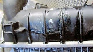 видео ремонт радиаторов
