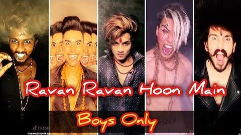 Ravan Ravan Hoon Main | Dashanan Ravan Hoon Main Tik Tok Trending Song | Ansh Pandit Tiktok Trending
