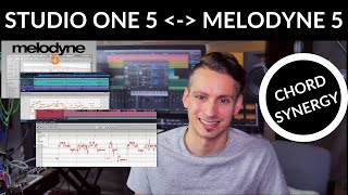 New Chord Track Dimensions with Melodyne 5 #S1withGregor