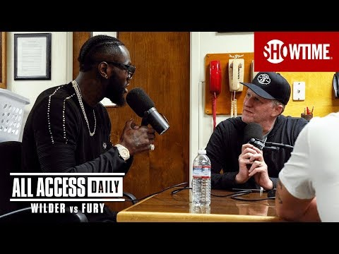 ALL ACCESS DAILY: Wilder vs. Fury | Part 1 | Sat, Dec 1 on SHOWTIME PPV