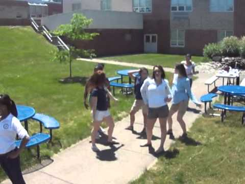 Our Version of the Cheetah Girl's Strut Music Video!