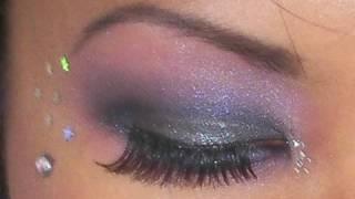 Punk Rock Princess Eyeshadow Tutorial ;)