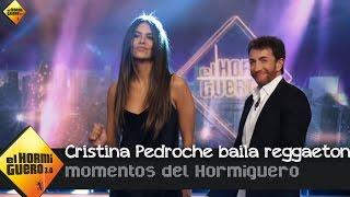 Cristina Pedroche sube la temperatura bailando reggaeton junto a Pablo Motos - El hormiguero 3.0