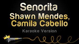 Shawn Mendes Camila Cabello Senorita Karaoke Version.mp3