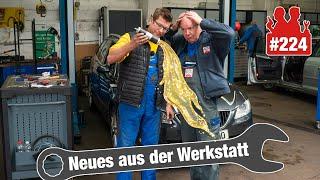 Metallspäne im Seat-Kraftstoffsystem!! 😳 Droht der fünfstellige Horror-Schaden?